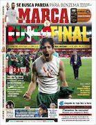 روزنامه مارکا| فینال باسکی