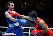 جنگ بوکسورهای ایران در اردن برای سهمیه المپیک