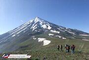 زلزله، کوهنوردی را مختل کرد