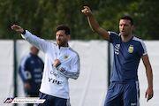 مسی میخواهد در تیم ملی بدرخشد