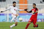 عکس  اتفاق عجیب در پرونده بازیکن ایرانی در CAS
