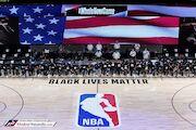 عکس روز| زندگی سیاهپوستان در NBA