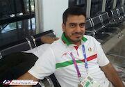 تست کرونای ملیپوش المپیکی ایران مثبت شد