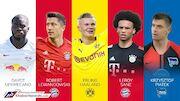 ستارههایی که باید در فصل 2021-2020 بوندسلیگا ببینید