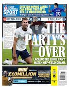 روزنامه اکسپرس| مهمانی تمام شد