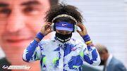 قهرمان تنیس زنان گرنداسلم آمریکا؛ یک ژاپنی معترض به نژادپرستی