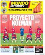 روزنامه موندو  پروژه کومان