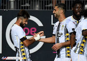 گزارش تصویری|پیروزی شارلروا با درخشش کاوه رضایی و علی قلی زاده