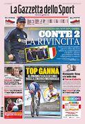 روزنامه گاتزتا| کونته 2