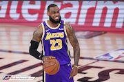لبرون، تضمین حضور در فینال؛ ستاره بسکتبال جهان همچنان میتازد