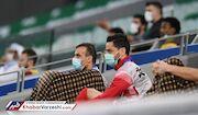 رفع اتهام از ورزشگاه های قطری با عکس جالب سید جلال!