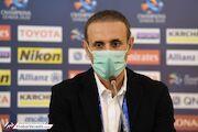 گلمحمدی: به بازیکنانم افتخار میکنم