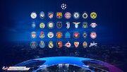 زنده؛ قرعهکشی مرحله گروهی لیگ قهرمانان اروپا