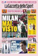 روزنامه گاتزتا| هرگز میلانی مثل این ندیدهاید