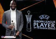 لوکاکو بهترین بازیکن فصل لیگ اروپا شد