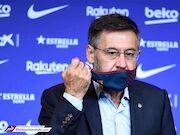 بارتومئو رای اعتماد نگرفت، رییس بارسا رفتنیاست