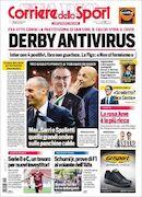 روزنامه کوریره| آنتیویروس دربی