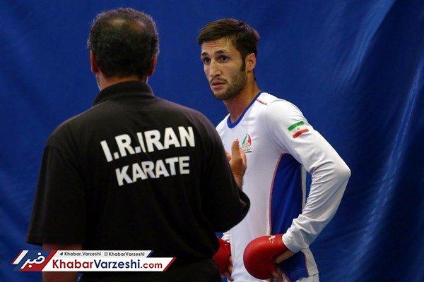 مهدی زاده راهی اولین مرحله لیگ جهانی کاراته میشود