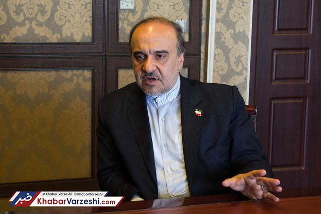 واکنش وزیر ورزش به اختلاف کیروش و برانکو