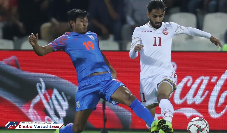 امارات با تساوی برابر تایلند صعود کرد