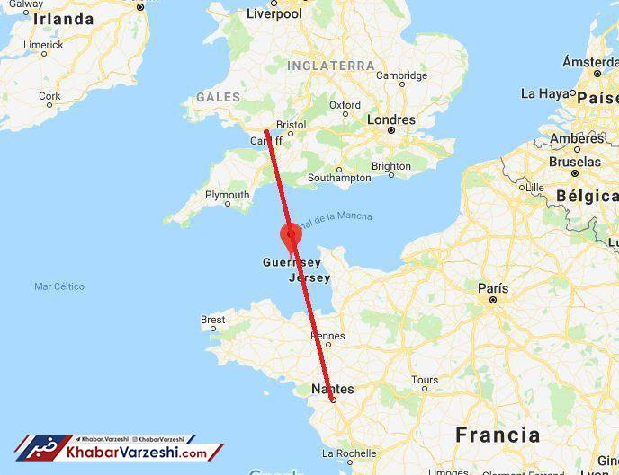 عکس| هواپیمای مهاجم لیگ برتری ناپدید شد