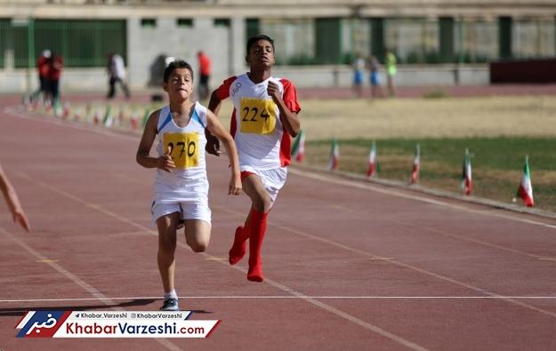 دانش آموز خرمشهری صاحب مدال طلای پرش طول کشور شد