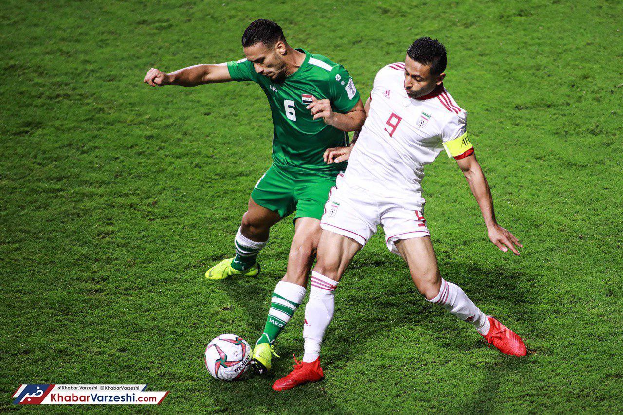 امید ابراهیمی: مردم و تیم ملی ارزش جنگیدن را دارند