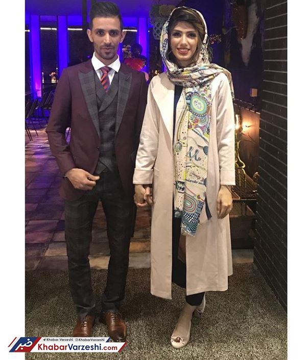 عکس  سپاهان عروسیه!