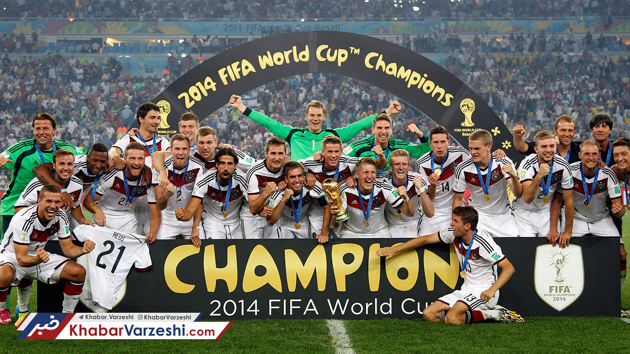 فروپاشی قهرمان جام جهانی با تشکیل نسل جدید