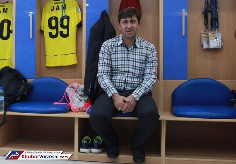 رضاییان: فوتبال ما با این وضع پایان خوشی نخواهد داشت