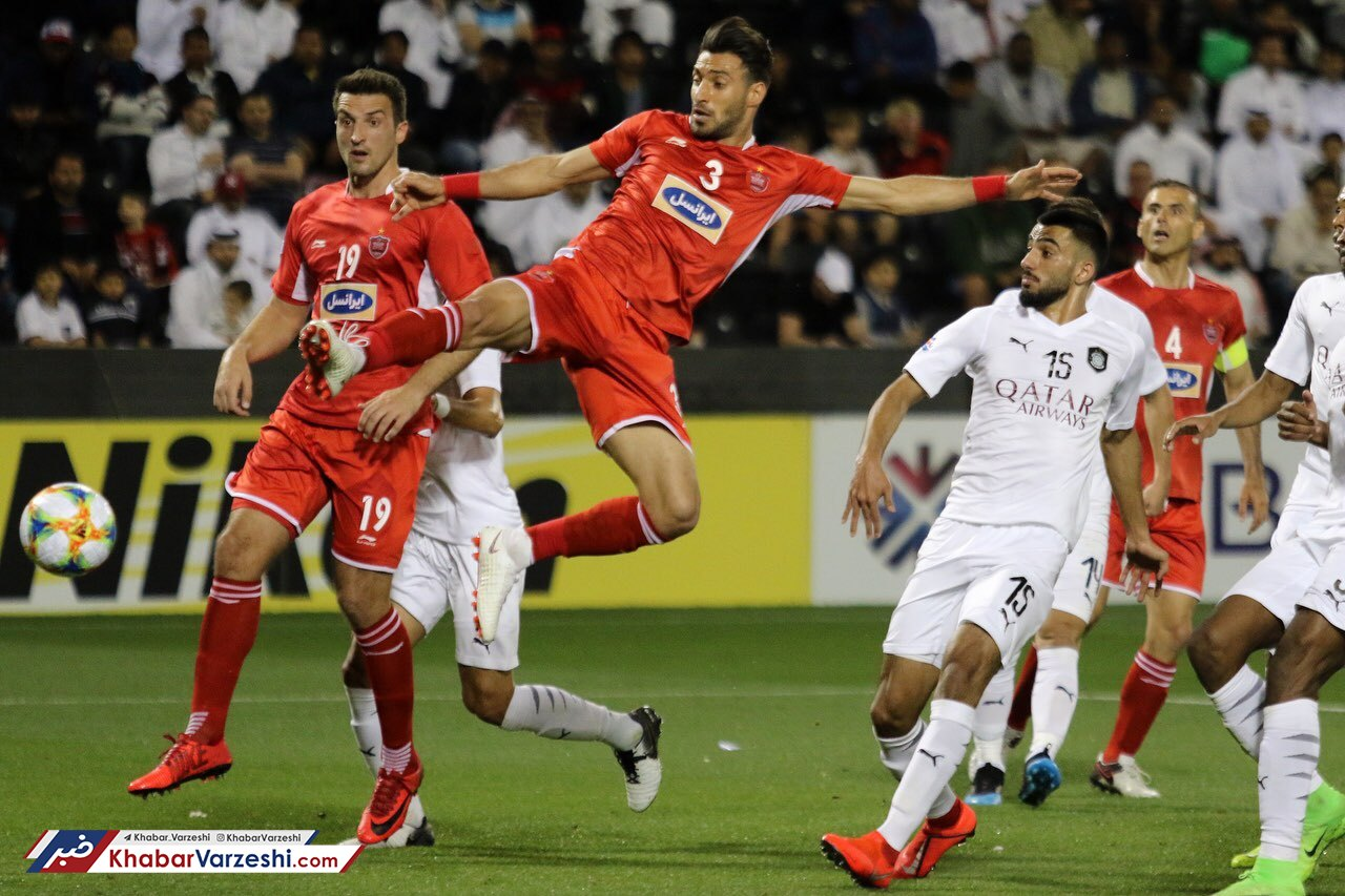 عرب: اشتباهات داوری را از AFC پیگیری میکنیم