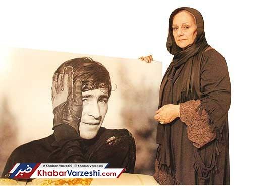 همسر ناصر حجازی: بدترین قرعه نصیب استقلال شد