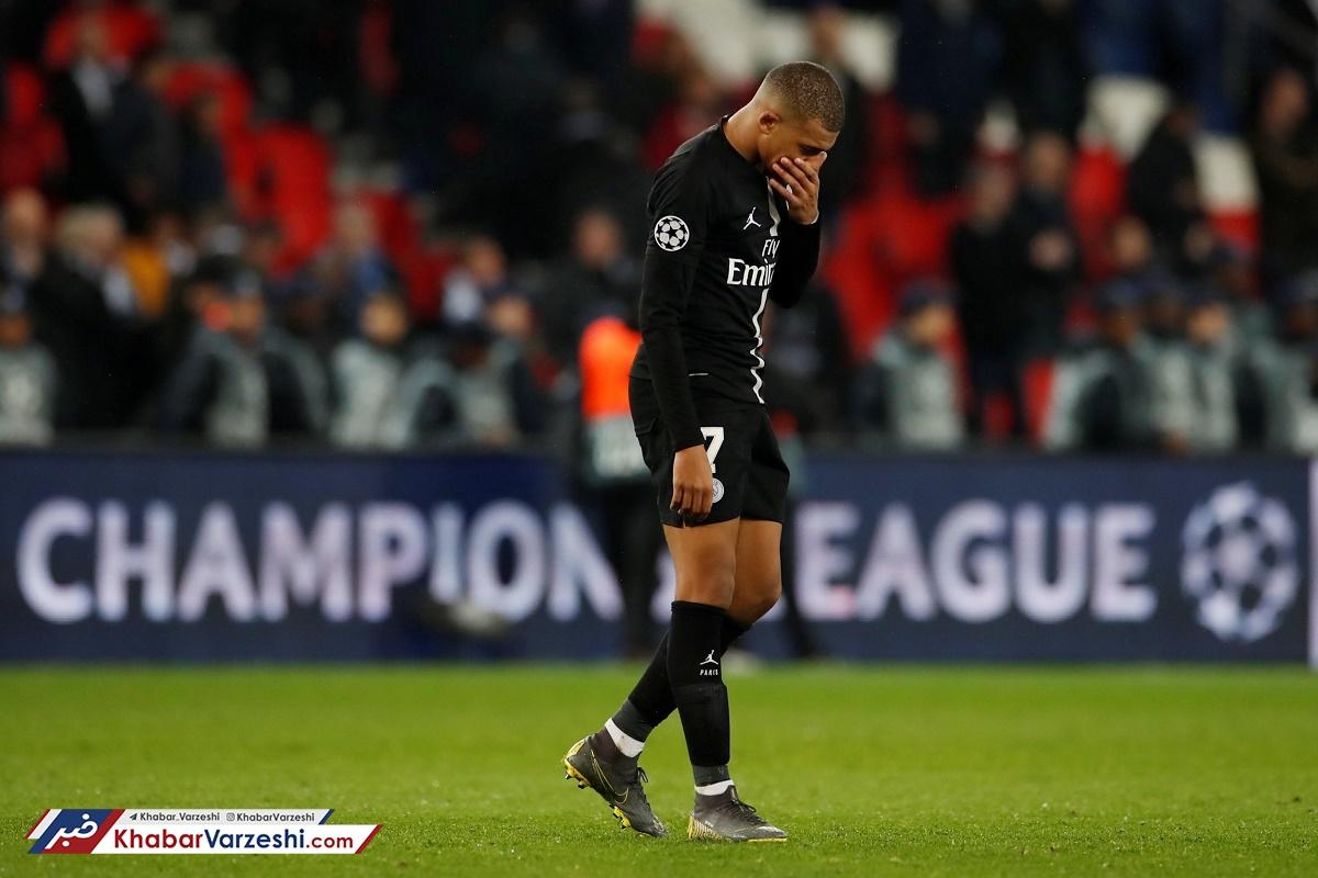 غایبان سرشناس مرحله یکچهارم نهایی لیگ قهرمانان اروپا؛ ستارههای خاموش