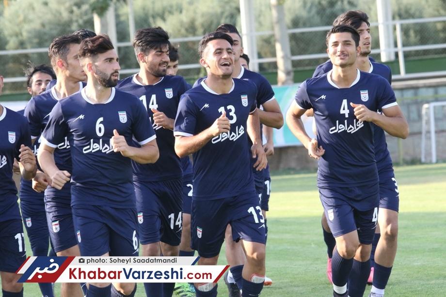 Iran men's national under-23 football