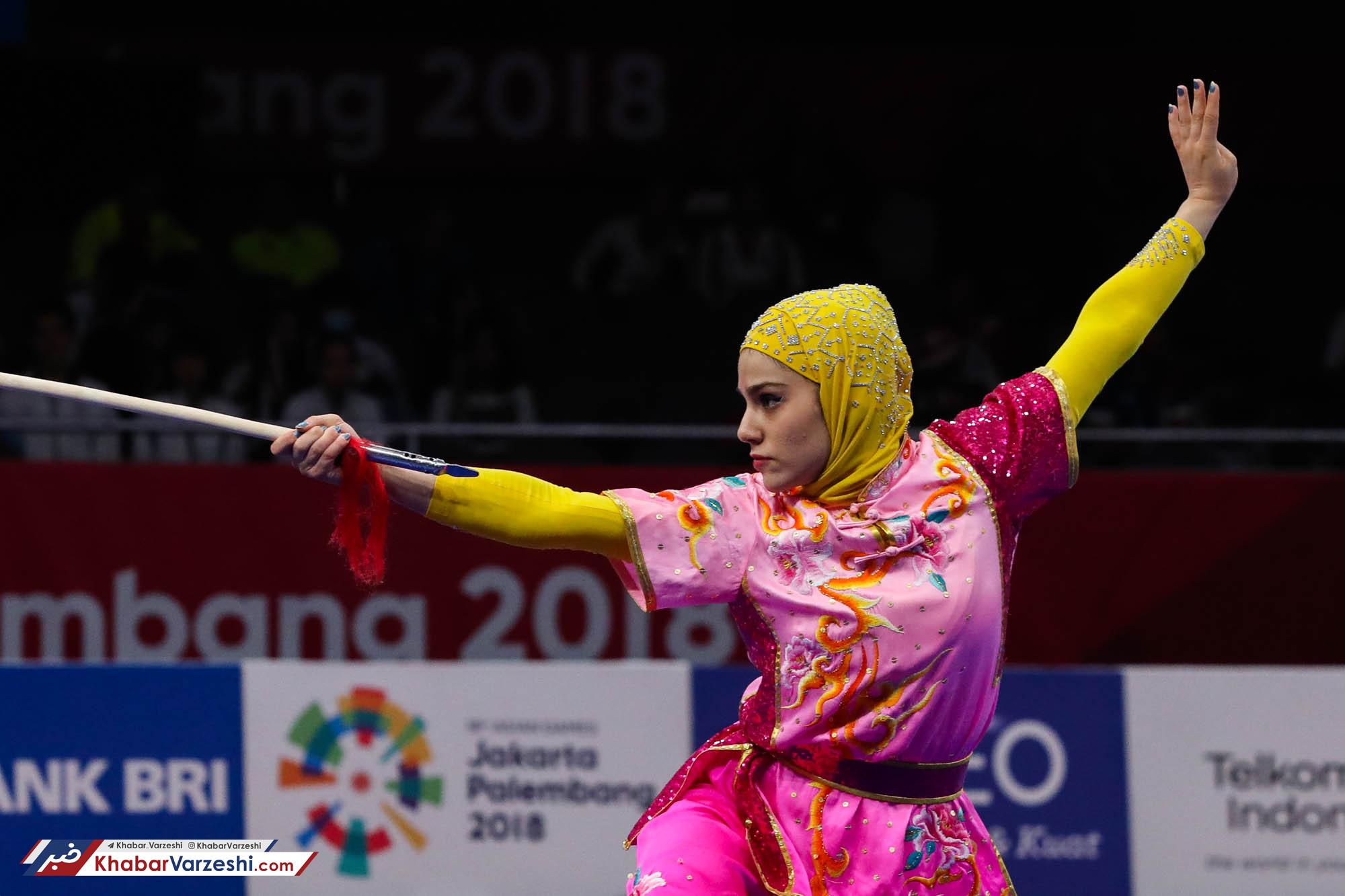 زهرا کیانی: با طلا ۲۰۲۲ نقره جاکارتا را فراموش میکنم