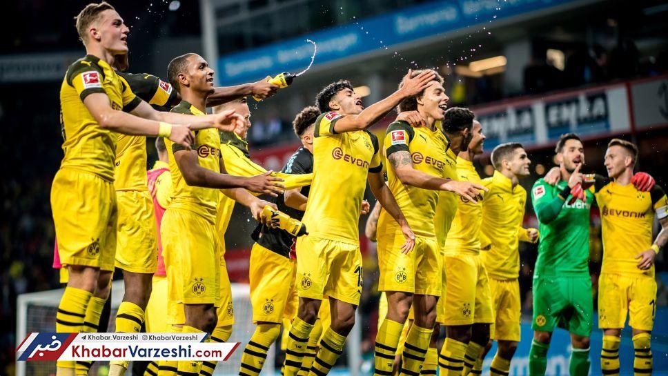 ۵ دلیل برای قهرمانی دورتموند در فصل ۲۰۱۹-۲۰۱۸ بوندسلیگا