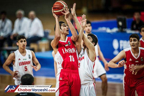 ایران میزبان رقابتهای بسکتبال نوجوانان آسیا شد