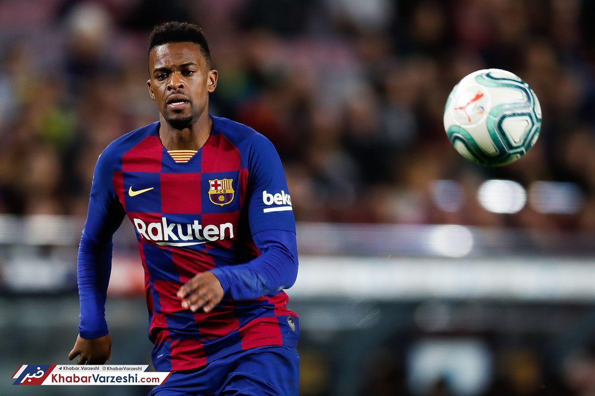 منچستریونایتد از بارسلونا بازیکن میگیرد؟