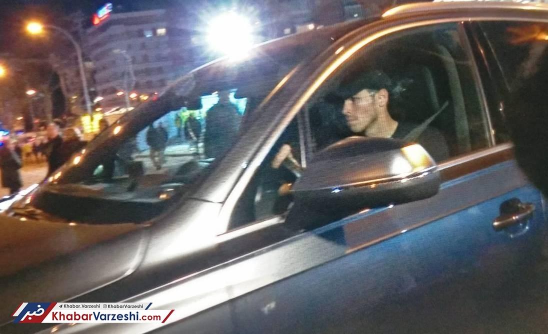عکس  بیل بیخیال حاشیه نمیشود