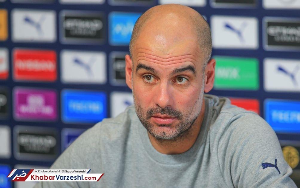پپ: آرزوی من بازنشستگی مسی در بارسلونا است