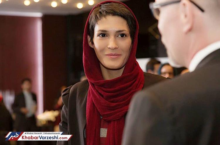 الهه منصوریان: از ترس کرونا فرار کردم!