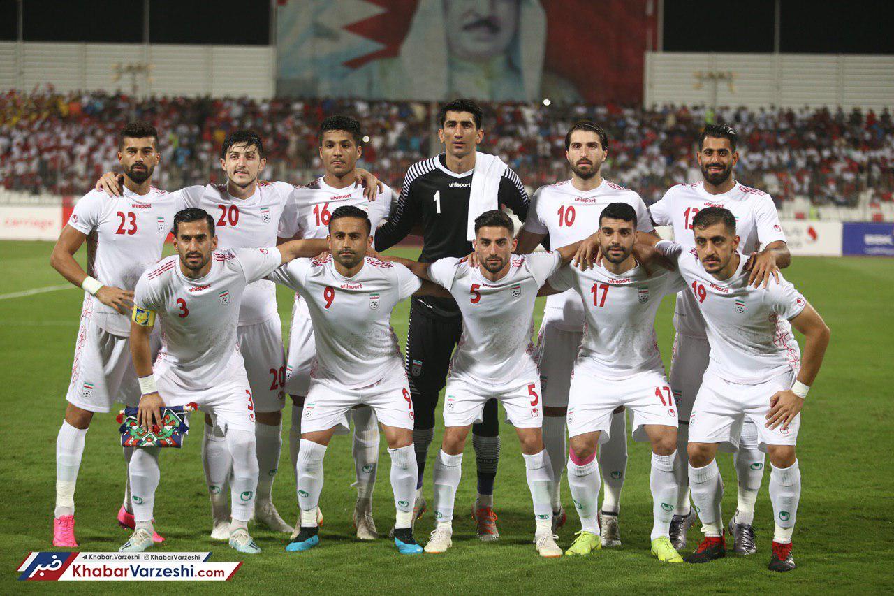 بازیهای تیم ملی رسماً به تعویق افتاد