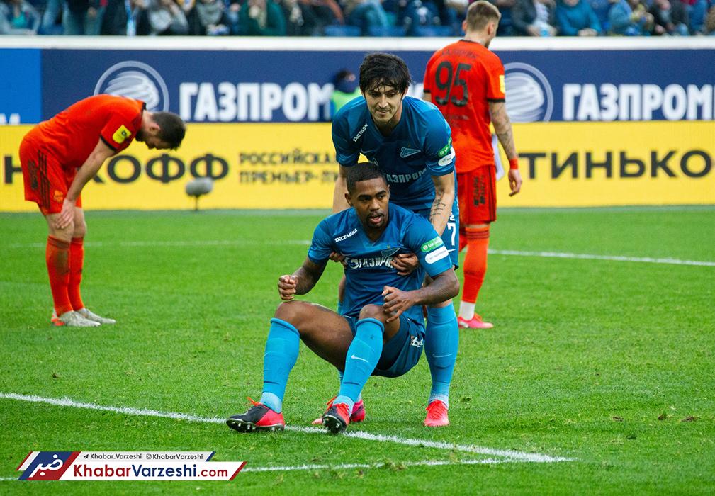 تمجید کارشناس فوتبال روسیه از ملیپوش ایرانی