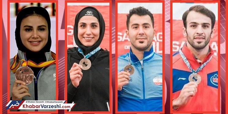 مشخص شدن سهمیههای کاراته ایران در المپیک