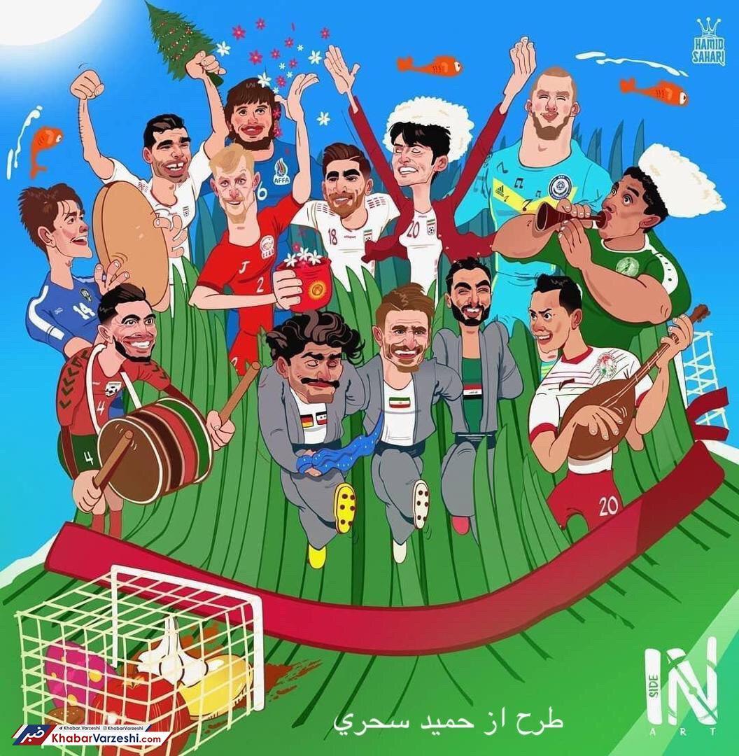 تیم ملی، جام جهانی، فردوسی پور و یک سال کرونایی!