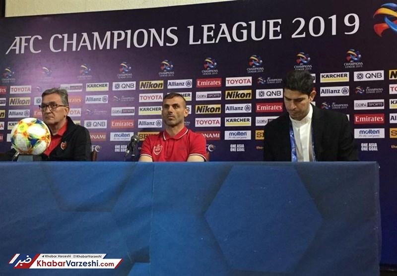 سیدجلال: السد از تیم ملی قطر هم قویتر است