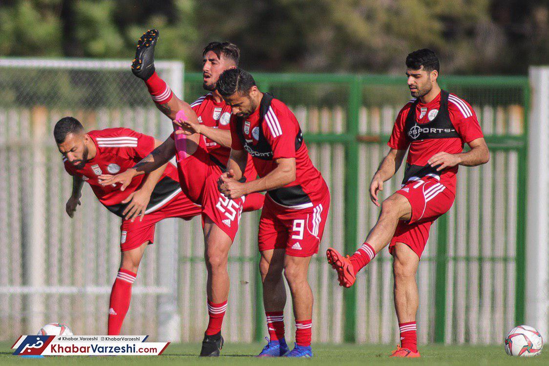 سلام تیم ملی به دهه هشتادیها
