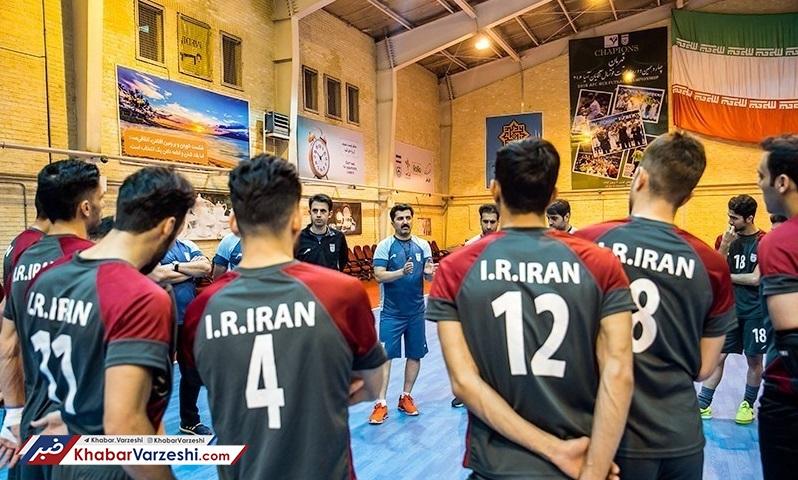 دعوت از ۱۸ بازیکن به اردوی تیم ملی فوتسال