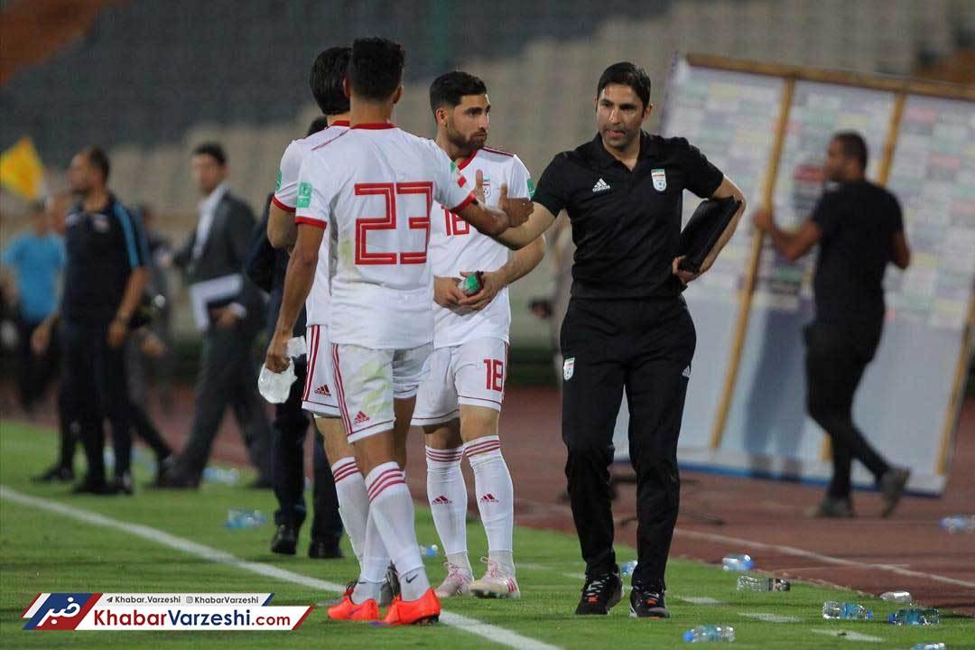 هاشمیان: حضور با هر عنوانی در تیم ملی افتخار است