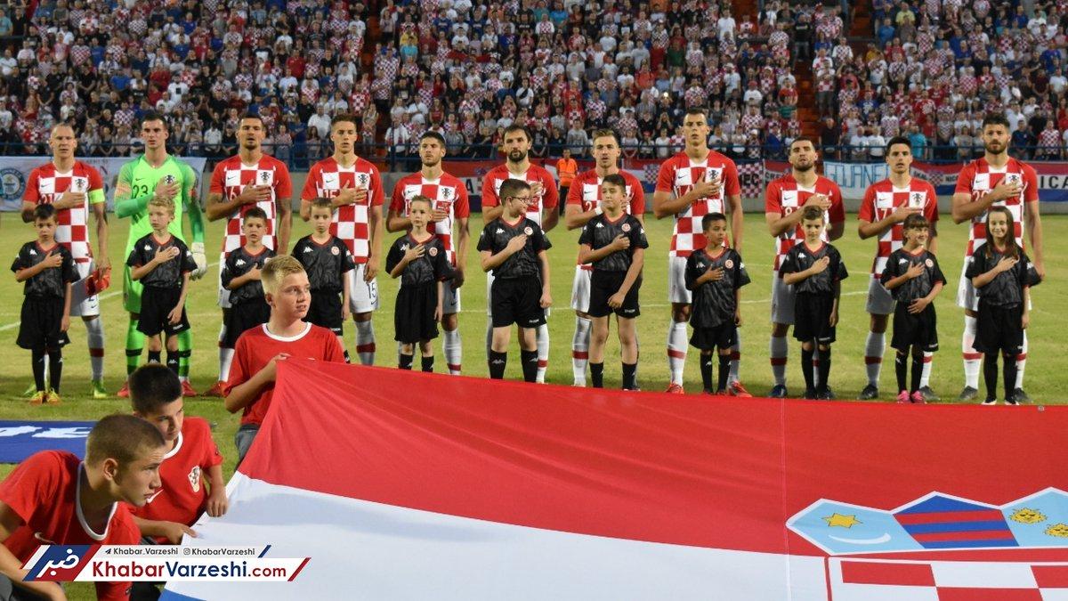 دوستانه؛ کرواسی یک - تونس 2 شکست نایبقهرمان جهان در خانه